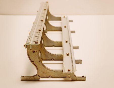 Dual Beam Aluminum Hammer Rail