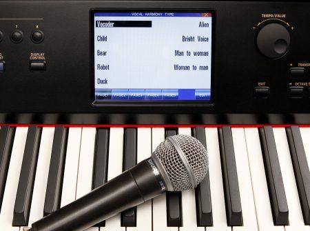 Microphone Input