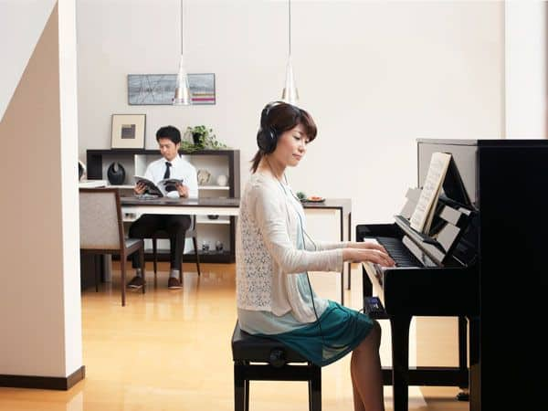 Kawai AnyTime Upright Piano Location