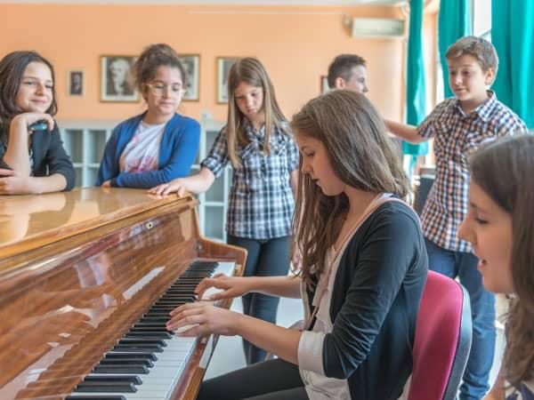 Group Piano Lessons Dallas