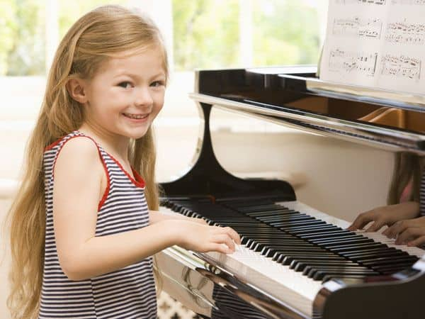 Beginner Piano Lessons Dallas
