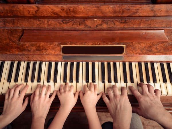 Group Piano Lessons Dallas Texas