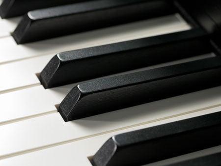 Kawai CA Digital Piano Keys