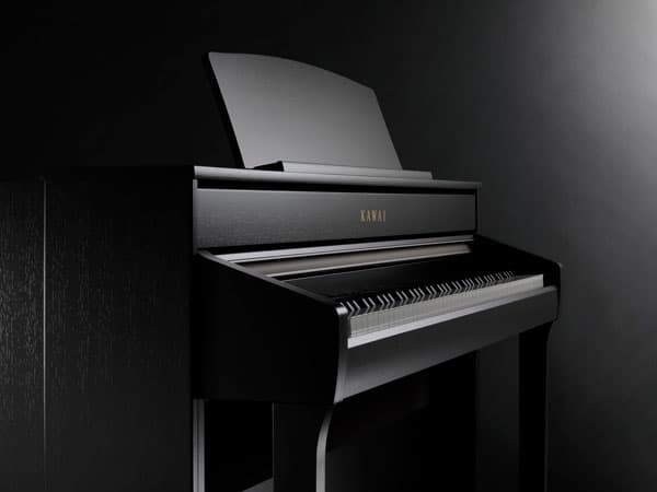 Kawai CA Series Digital Piano Side