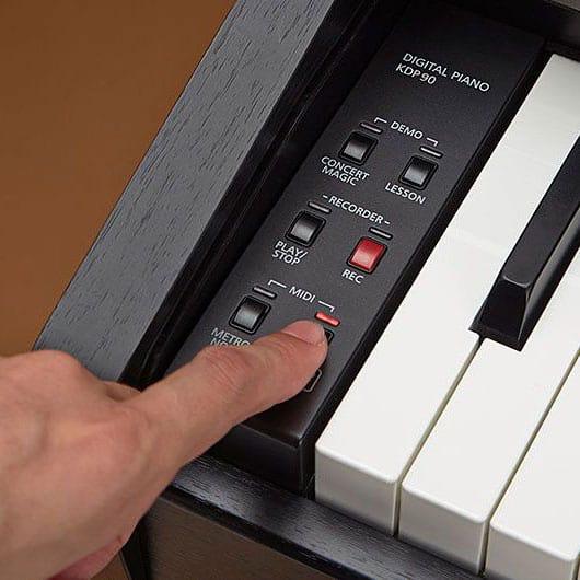 Kawai CE-KDP-KCP-CL Digital Piano Panel