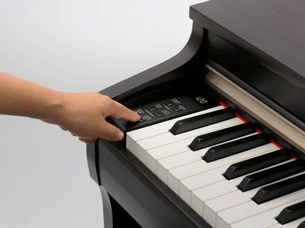 Kawai CN Series Digital Piano Panel