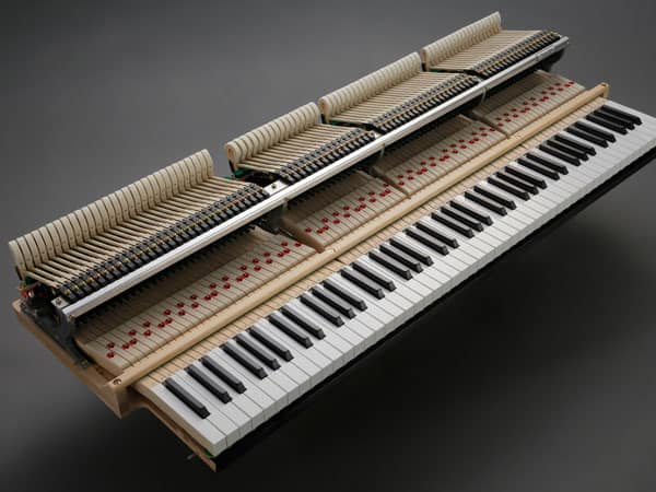 Kawai GL Series Grand Piano Keyboard Assembly