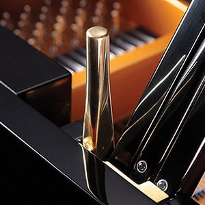 Kawai Grand Piano Concert Style Lid Prop