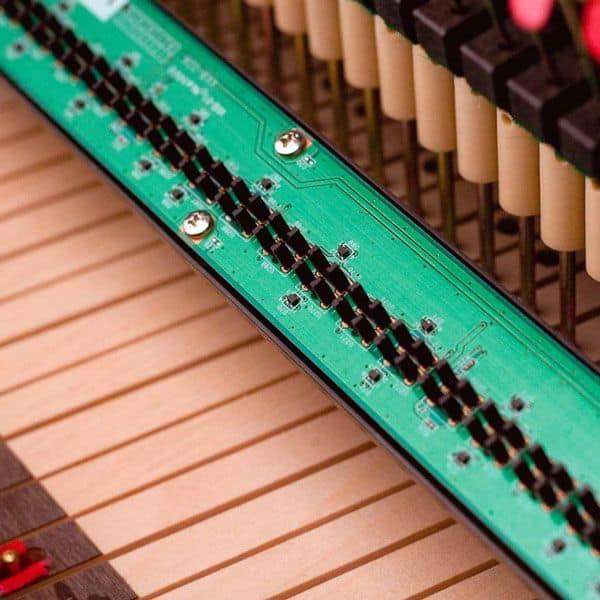 Kawai Hybrid Piano Technology
