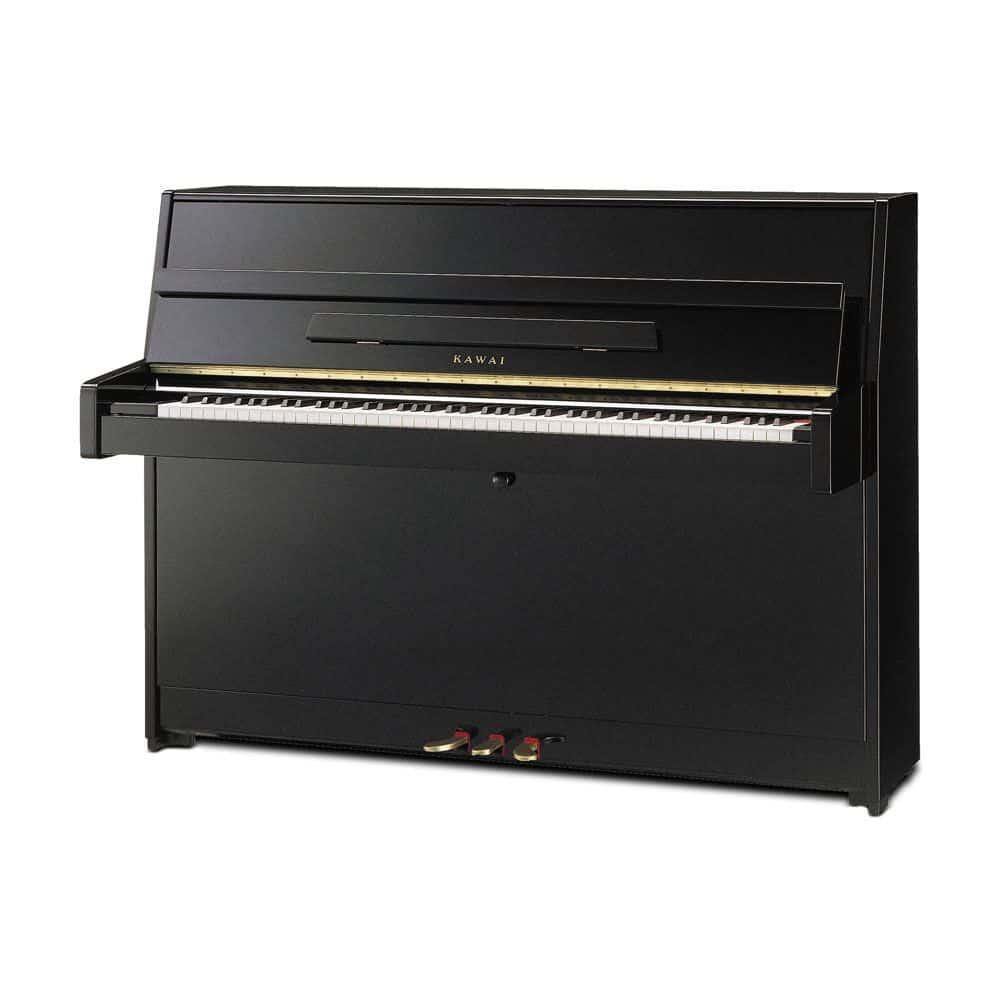 Kawai Upright Pianos >> Kawai K 15 Upright Piano