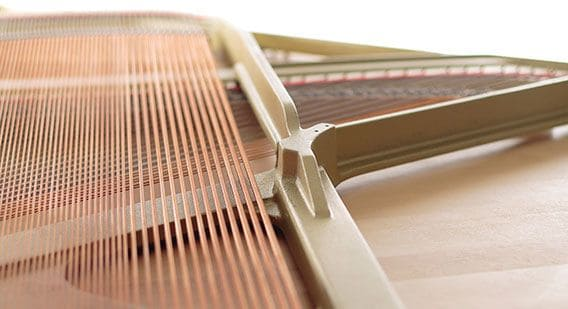 Kawai K Series Upright Piano Strings