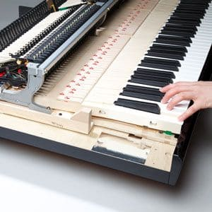 Kawai Novus NV10 Keyboard Action