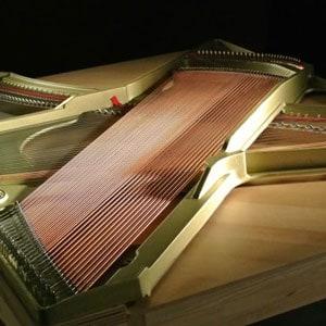Kawai Upright Piano Plate
