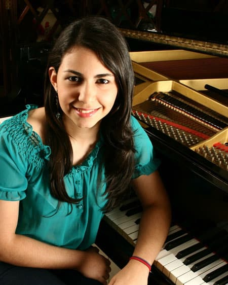 Maria Hernandez Piano Teacher