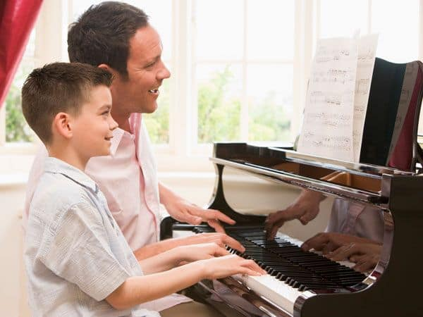 Private Piano Lessons Dallas