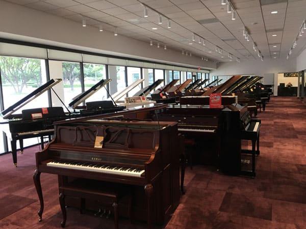 Kawai Piano Gallery Dallas