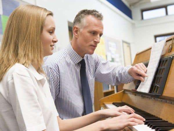Piano Lessons Summer Camp