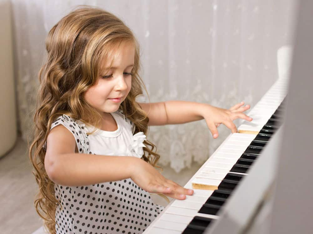 Piano Lessons for Toddlers
