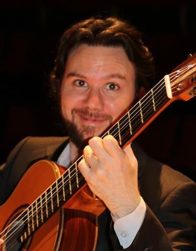 Nabeel Zuhdi Guitar Teacher