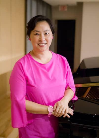 Unkyoung Kim Piano & Violin Teacher