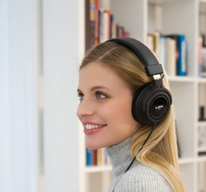 Superior Headphone Experience