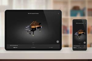 PianoRemote App